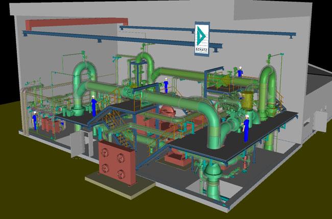 RW Pumpstation Graz, Austria
